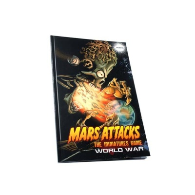 Mars Attacks: World War