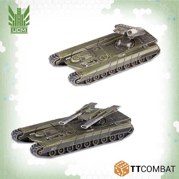 Gladius Heavy Tanks