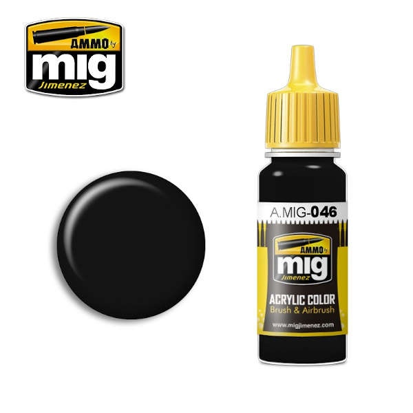 Matt Black (17ml)