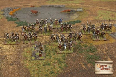 Tatar skirmish set