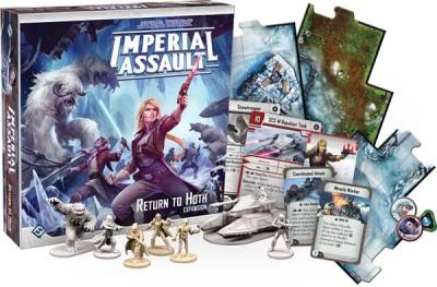 Star Wars: Imperial Assault Rückkehr nach Hoth