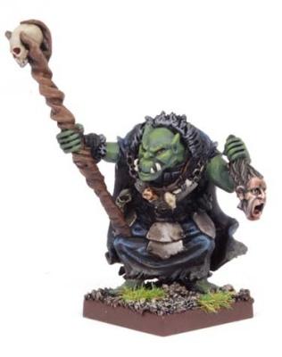 Orc Godspeaker