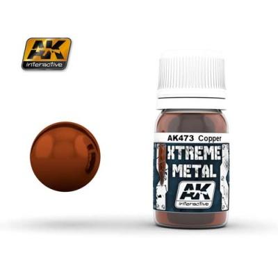 Xtreme Metal Copper