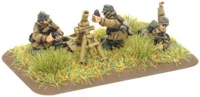 Gebirgsjäger Mortar Platoon