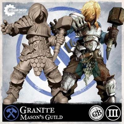 Mason Granite (Season 3)