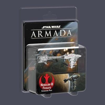 Star Wars: Armada Nebulon-B-Fregatte Erweiterungspack