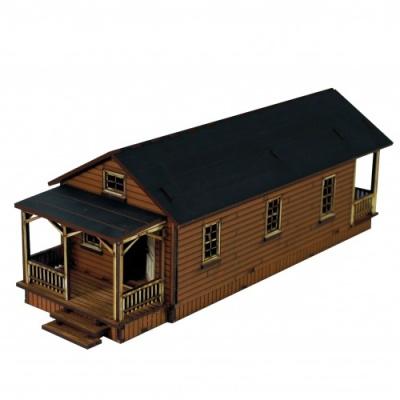 Shotgun House (B)