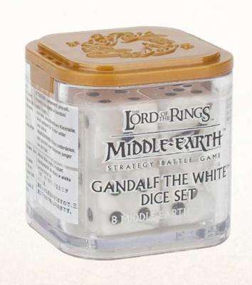 Würfel: Gandalf the White