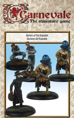Faction Box: Doctors of the Ospendale (5)