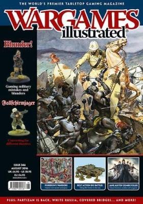 Wargames Illustrated Nr 346
