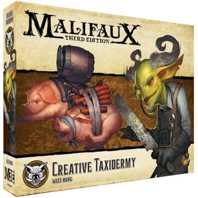 Malifaux (M3E): Creative Taxidermy