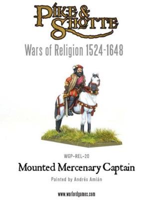 Mounted Mercenary Captain (Wars of Religion)