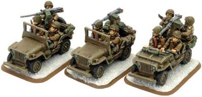 Jeeps (3x, Winter)