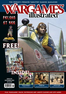 Wargames Illustrated Nr 373