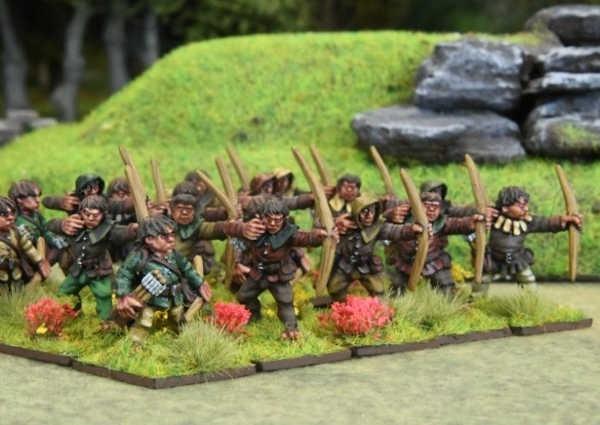 Halfling Archers (10)