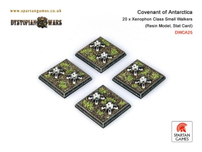 Covenant of Antarctica Xenophon Class Small Walker (20)OOP