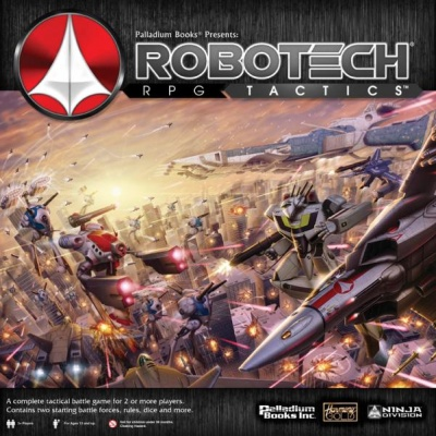 Robotech RPG Tactics: Main Boxed Game