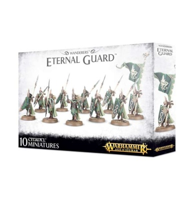 Waldelfen Eternal Guard/Wildwood Rangers