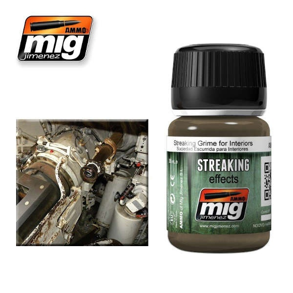 Streaking Grime For Interiors (35mL)