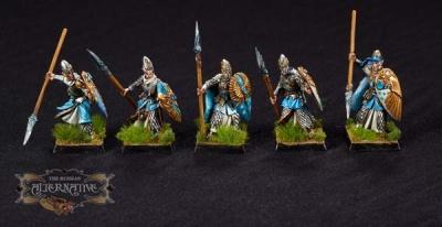Elven Spearmen (10)