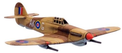 Hurricane IIC/D Flight x3 (1:144) British (1)