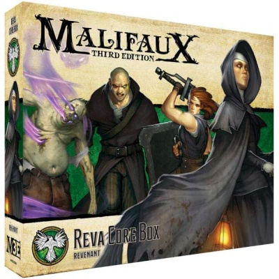 Malifaux (M3E): Reva Core Box