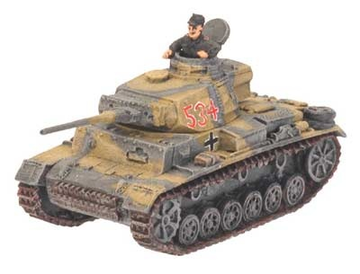 Panzer III L, N