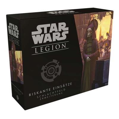 SW: Legion - Riskante Einsätze
