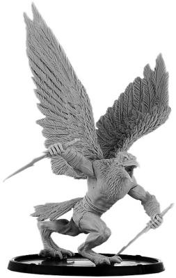 Kolskári, Hrafnmann Warrior