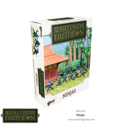 Warlords of Erehwon: Ninja (10)