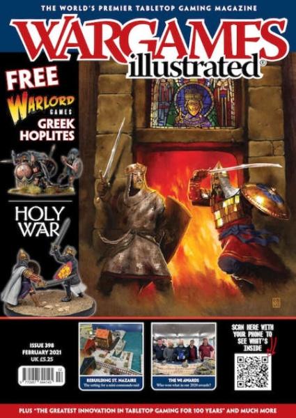 Wargames Illustrated Nr 398