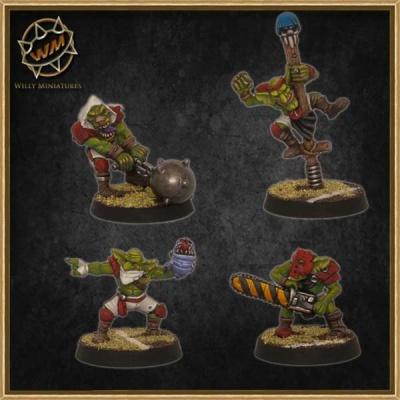 Goblin Secret Weapons (4)