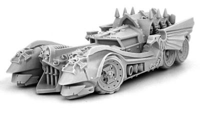 Heresy Hunter Interceptor Car