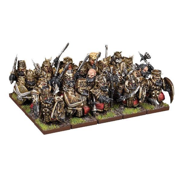 Abyssal Dwarf Blacksouls/ Decimators Regiment