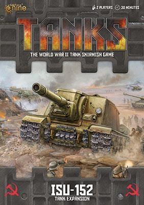 Soviet ISU122 / ISU152 - TANKS Erweiterungspack deutsch