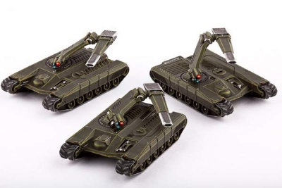 UCM: Sabre Main Battle Tanks (3)