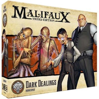 Malifaux (M3E): Dark Dealings