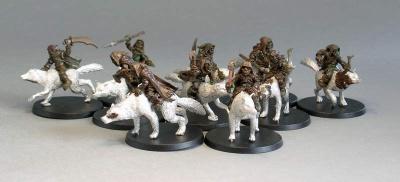 Goblin Wolfrider Warband (10)