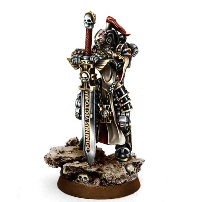 Dominator with Power Sword