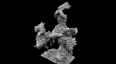 """Drakskull's Menace Ghostboar Riders """"Etheral"""""""
