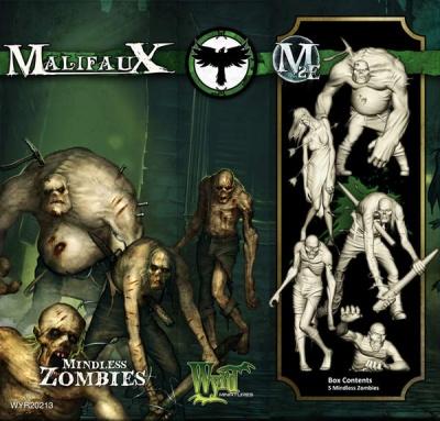 Mindless Zombie (5)