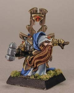 Ivar, Dwarf Priest