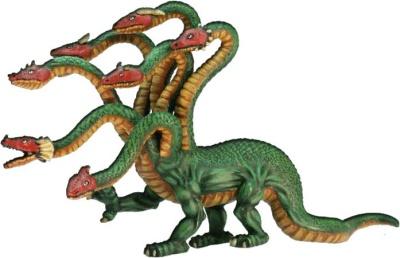 Siebenköpfige Hydra
