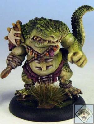 Elfball: Sarcos - Salt Water Croc #2 (1)