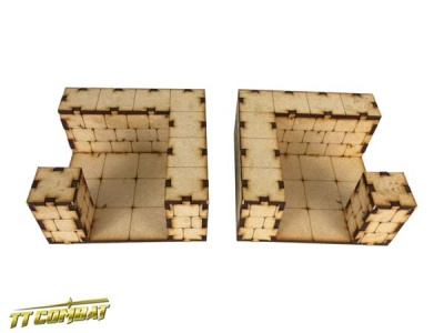 Dungeon Corner Sections (2)