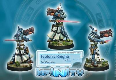 Teutonic Knights (Spitfire) (PO)