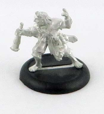 WARMACHINE: Privateer Master Gunner Dougal MacNaile