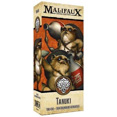 Malifaux (M3E): Tanuki