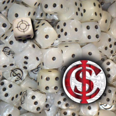 Eden Faction Dice - ISC (10)