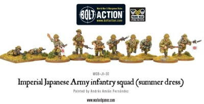 Imperial Japanese Army infantry squad (summer dress) (10)